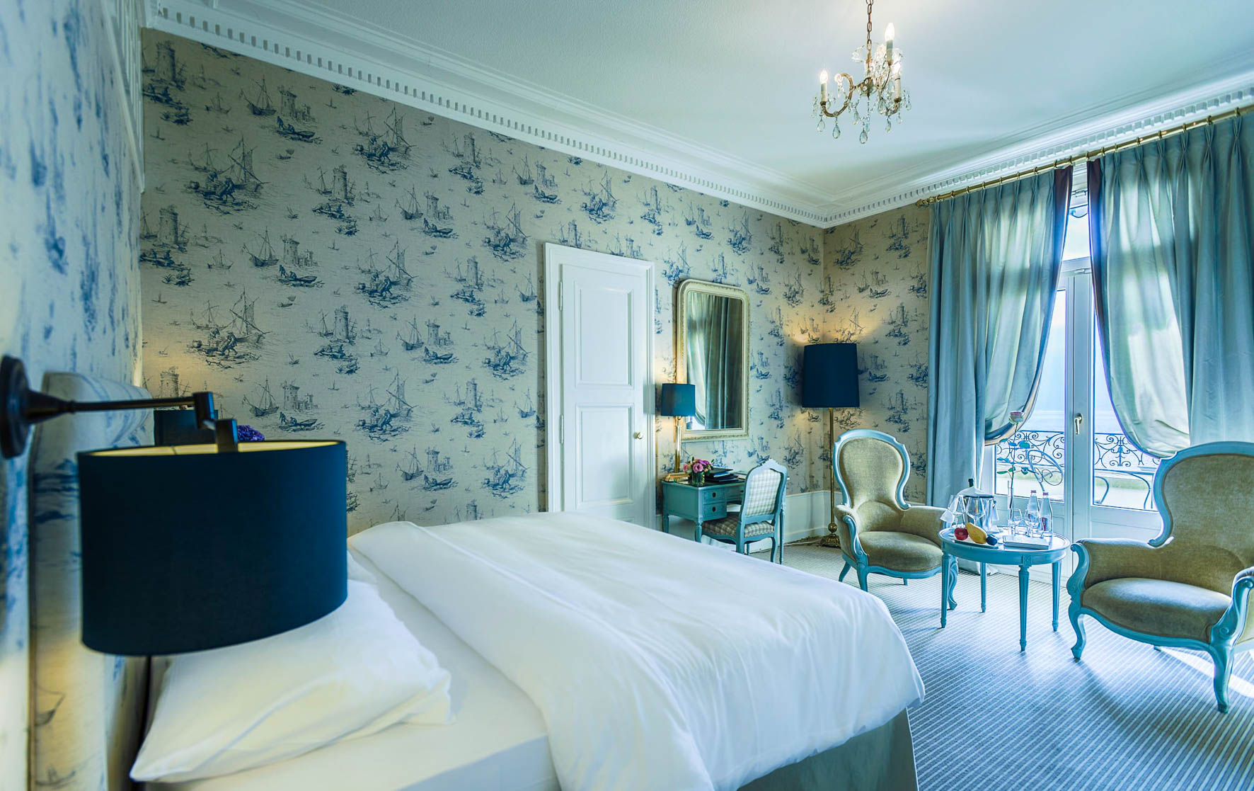 The Trois Couronnes Hotel | Hotel & SPA, Royal Palace in Vevey